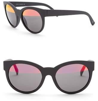 Joe's Jeans 54mm Retro Sunglasses