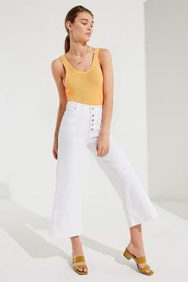 BDG Button-Fly Culotte Jean