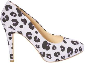 Moschino Cheap & Chic Moschino Cheap And Chic Multicolour Cloth Heels