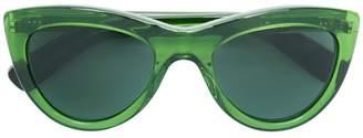 Joseph cat eye sunglasses