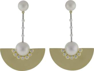 Irene Neuwirth JEWELRY South Sea Pearl Earrings
