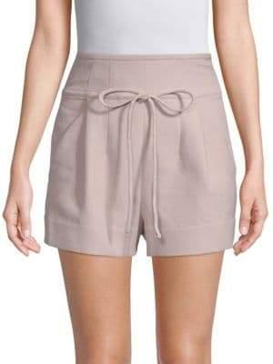 IRO Cotton-Blend Shorts