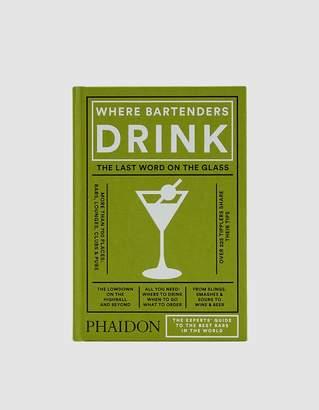 Phaidon Where Bartenders Drink