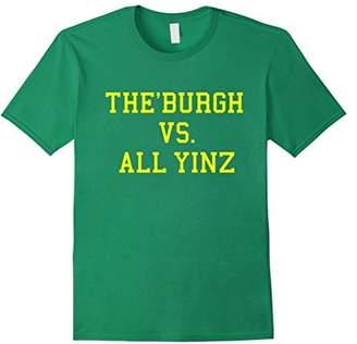 Victoria's Secret The 'Burgh All Yinz - Pittsburgh Sports Pride T shirt