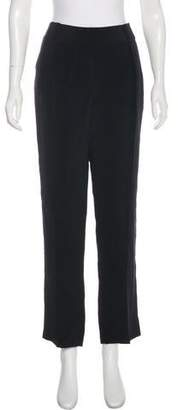 Sass & Bide Silk Straight-Leg Pants