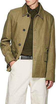 Margaret Howell Men's Cotton Twill Military Jacket