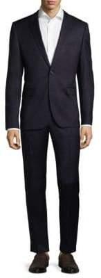 HUGO BOSS Aeron2 Slim-Fit Wool Suit