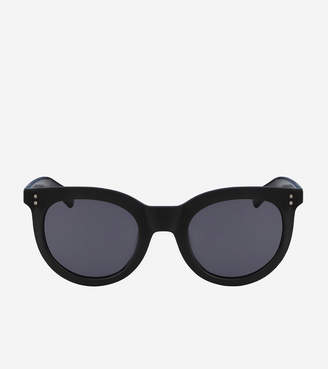Cole Haan Retro Round Sunglasses
