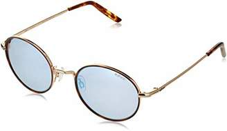 Revo Unisex RE 1060 Brayton Round Polarized UV Protection Sunglasses