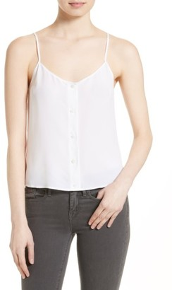 Women's Equipment Perrin Silk Camisole $138 thestylecure.com