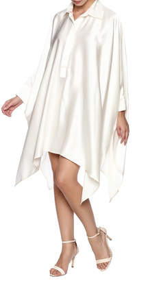 Royal Jelly Harlem Silk Mara Shirt Dress