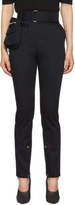 1017 Alyx 9SM Black Eliza Pocket Trousers