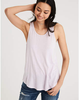 American Eagle AE Soft & Sexy Scoop Neck Tank Top