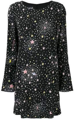 Moschino cosmic print dress
