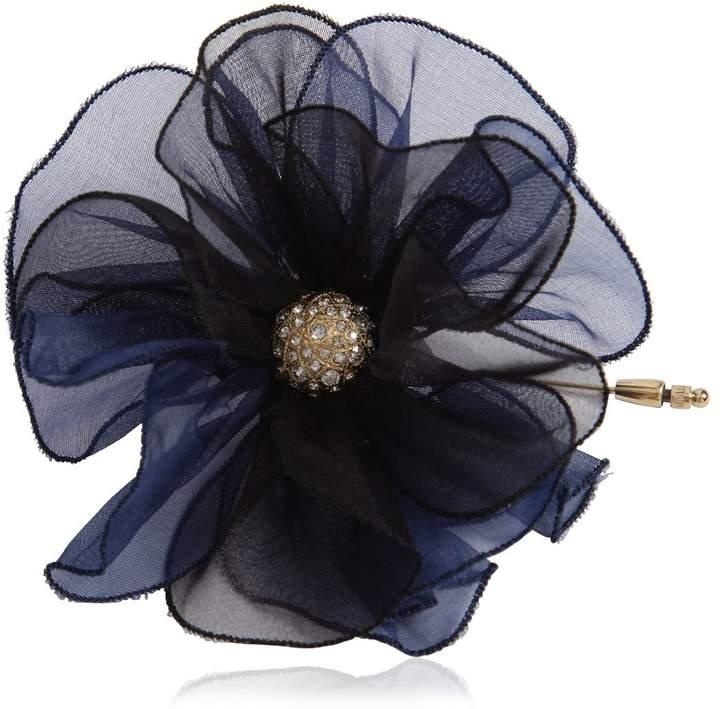 Blumen-Anstecknadel