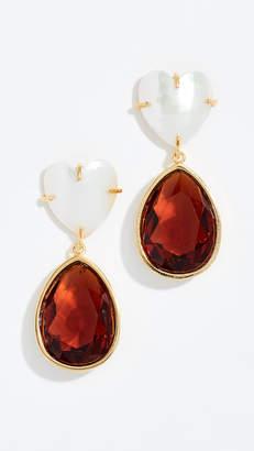 Lizzie Fortunato Drop Earrings