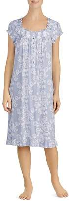 Eileen West Cap Sleeve Waltz Nightgown