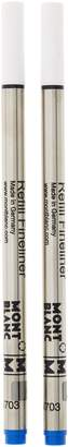 Montblanc 2-Pack Medium Fineliner Refills
