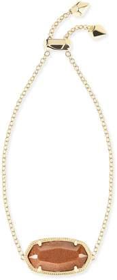 Kendra Scott Daisy Adjustable Chain Bracelet in Gold