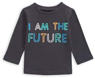 First Impressions Baby's Long-Sleeve Graphic Tee