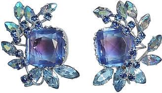One Kings Lane Vintage 1960s Castlecliff Cuba Stone Earrings