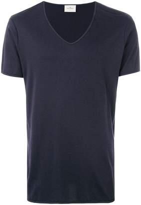 THE WHITE BRIEFS Earth V-neck T-shirt