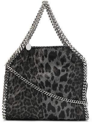 Stella McCartney leopard Falabella tote