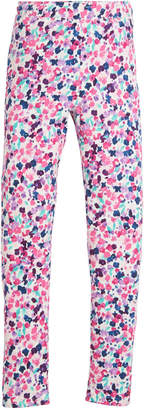 Joules Ditsy Floral-Print Leggings, Size 2-10