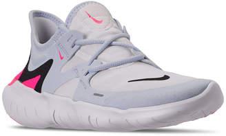buy online 2eb1f 23370 Nike Women Free Run 5.0 Running Sneakers from Finish Line