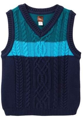 Tea Collection Edan Sweater Vest (Baby Boys)