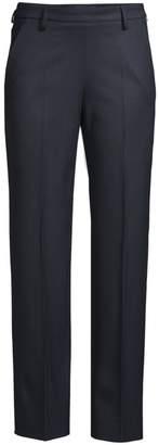 Piazza Sempione Stretch Wool Trousers