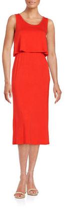 Kensie Popover Midi Dress $79 thestylecure.com