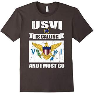 United States Virgin Islands calling me gifts T-Shirt