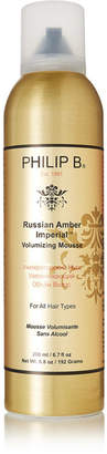Philip B Russian Amber Imperial Volumizing Mousse, 200ml - Colorless