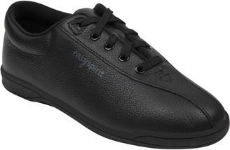 Easy Spirit Lace Up Leather Sneakers - AP1