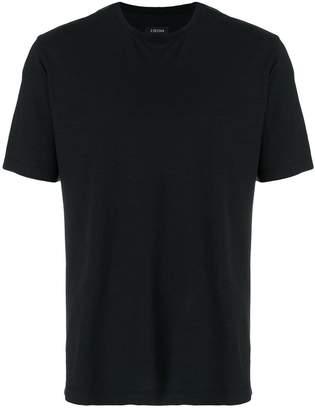 Z Zegna slim fit crewneck T-shirt
