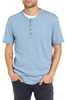 Treasure & Bond Nep Henley Shirt