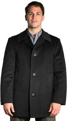 Jean Paul Gaultier Germain Men's Jean-Paul Germain Wool-Blend 4-Button Walking Coat