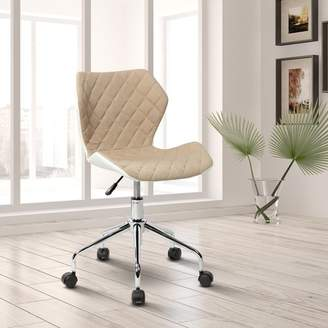 STUDY Wrought Studio Warminster Office Chair