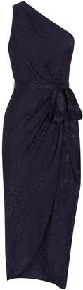 Ted Baker Zoeii Animal Print Wrap Dress