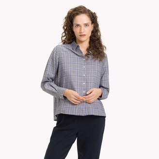 Tommy Hilfiger Check A-Line Shirt