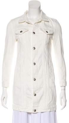 R 13 Casual Denim Jacket