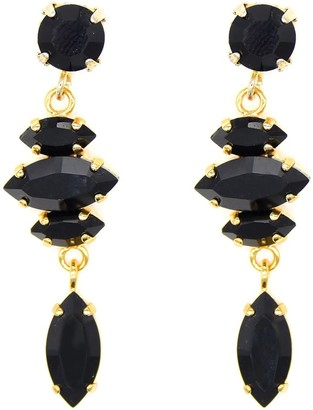 Rosaspina Firenze Black Trittico Earrings