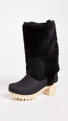 No.6 Alpha Shearling Boots