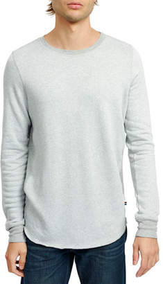 Sol Angeles Men's Sherpa Pullover T-Shirt