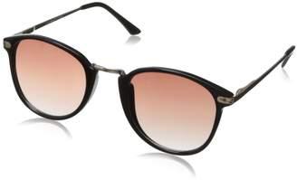 A. J. Morgan A.J. Morgan Unisex - Adult Castro Round Sunglasses