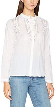 ... Petite Mendigote Jolie Jolie par Women s Jade COT Long-Sleeved Top,  (White WHI 0f55618c269