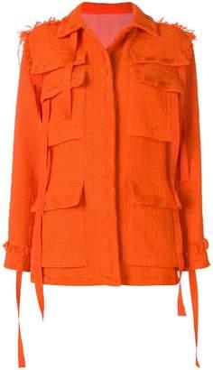 MSGM multi-pocket jacket