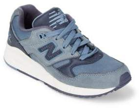 New Balance 416 Suede Lace-Up Sneakers