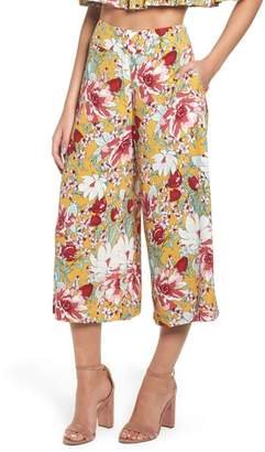 Leith Easy Print Culottes